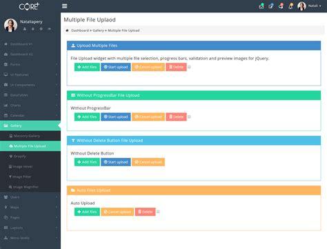 Core Plus Laravel Spark Template Laravel Blade Files By Lcrm Themeforest Laravel Dashboard Template
