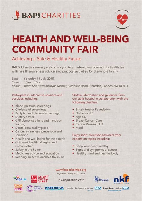 empowered aging expert advice on staying healthy vital and active books baps charities health and well being community fair