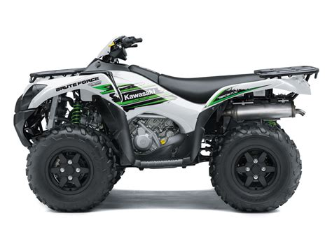 Kawasaki Atv by New 2018 Kawasaki Brute 750 4x4i Eps Atvs In Paw Paw Mi