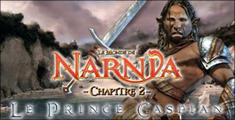 narnia film complet francais test du jeu le monde de narnia chapitre 2 le prince