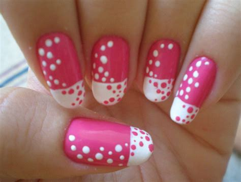 easy nail art designs 40 cute and easy nail art designs for beginners easyday