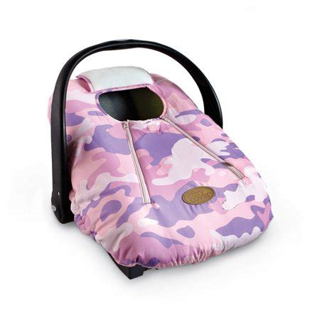 Cover Walmart by Cozy Cover Infant Carrier Cover Pink Camo Walmart