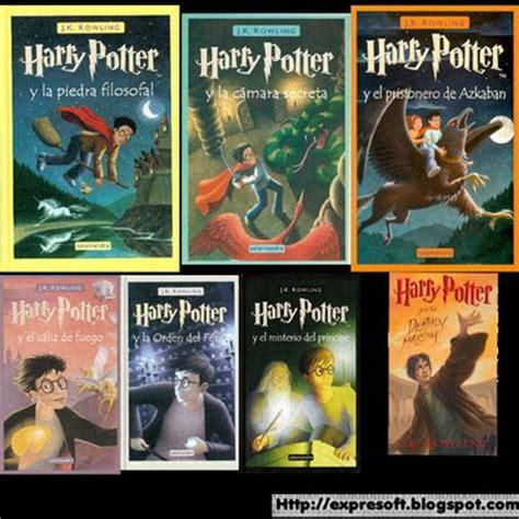 libros de harry potter para descargar gratis en ingles de todito un poquito los 7 libros de harry potter