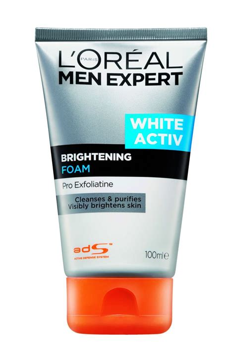 Loreal Mens White Activ 100 ml l oreal expert white activ brightening