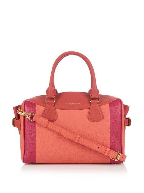 Nicky And Burberry Prorsum Tote lyst burberry prorsum bee painted leather mini tote