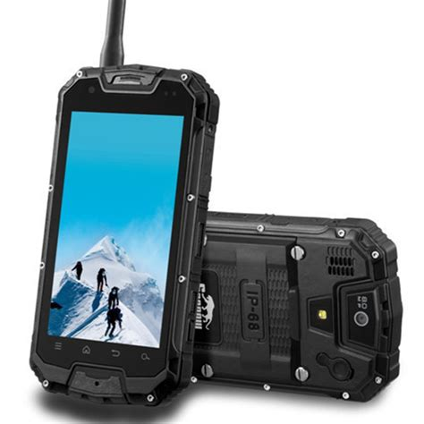 rugged cell phones original snopow m8 ip68 waterproof dustproof phone smart phone outdoor rugged cell mobile phone