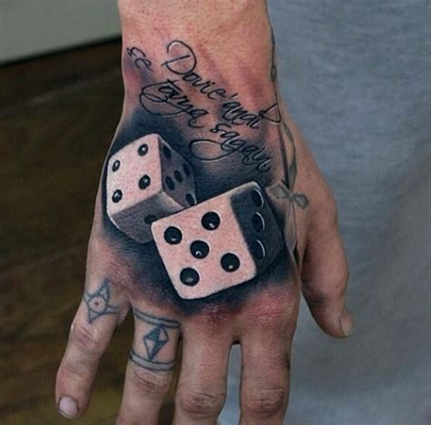 dice tattoo design dice tattoos designs ideas and meaning tattoos for you