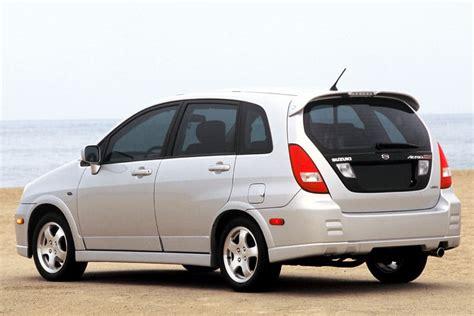 Suzuki Airio 2004 Suzuki Aerio Overview Cars