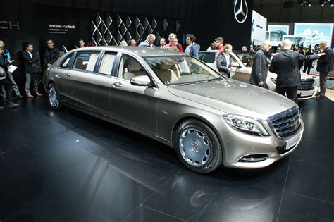 luxury mercedes maybach mercedes maybach s600 pullman is the epitome of three