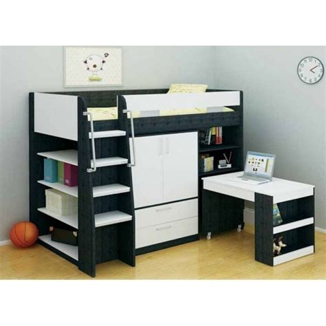 size loft bed with desk and storage loft bed with desk and storage