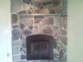 stonecraft fieldstone fireplace after flickr photo