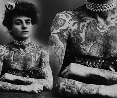 meet america amp britain s first female tattoo artists maud