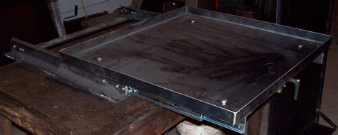 truck bed drawer slides rugged fabrication