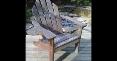 Norm Abrams Adirondack Chair by New Yankee Workshop Norm Abram Adirondack Chair Part