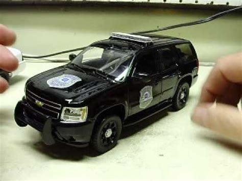Welly Chevrolet Custom Decal custom 1 24 scale welly chevy tahoe package gm demo