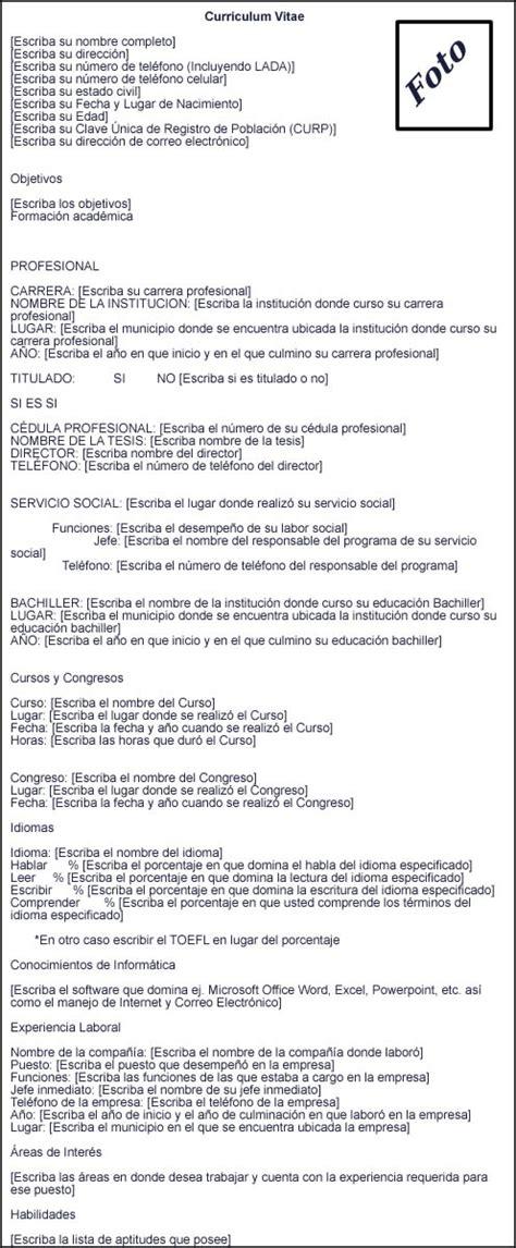 Modelo De Curriculum Vitae Para Trabajo En Construccion Modelo De Un Curriculum New Calendar Template Site