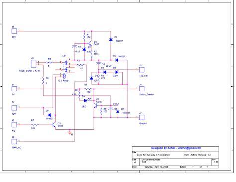 resistors in telephone circuits resistors in telephone circuits 28 images telephone ringer circuit page 2 telephone circuits