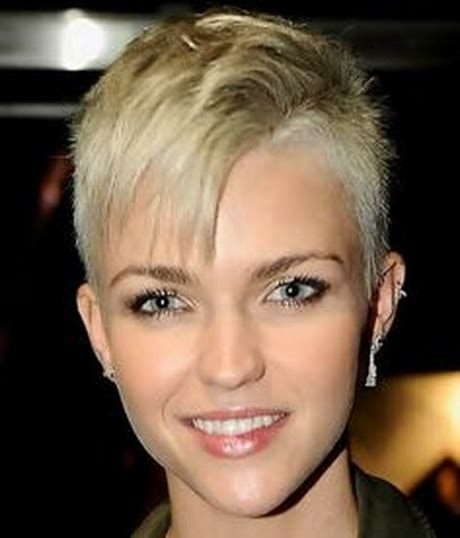 ladies boy cut hairstyles pictures of super short haircuts for women