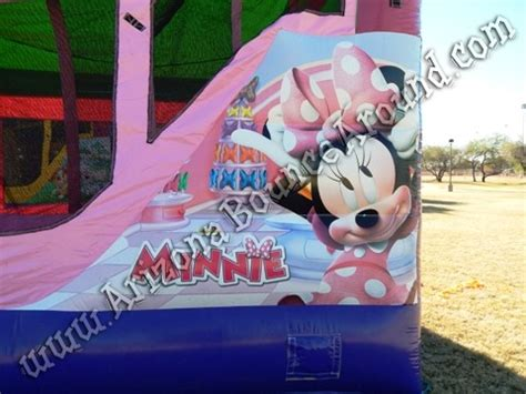 Minnie Mouse Bounce House by Minnie Mouse Bounce House Rental Scottsdale