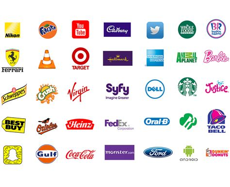 what is best name brand color for fine hair most popular logos what do they have in common