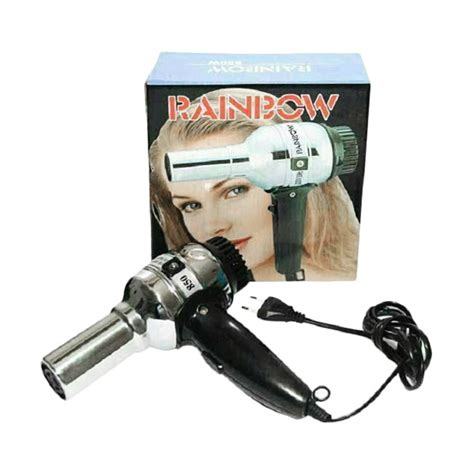 Hair Dryer Rainbow 350 Watt jual rainbow profesional hair dryer harga