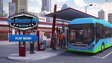 aptoide bus simulator pro 2017 bus simulator pro 2017 android ios trailer youtube