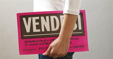 vendesi casa news immobiliare it cartello vendesi casa 4883