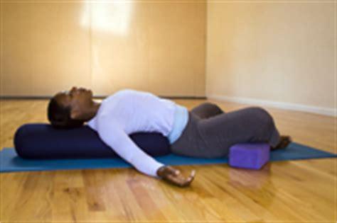 Reclining Lotus Position by Supta Baddha Konasana The Of Being Present