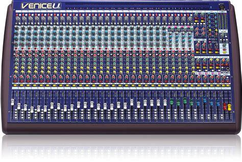 midas console news midas va lancer la s 233 rie veniceu audiofanzine