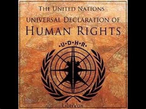 Human Rights Seeks To Halt Madonna Adoption 2 by Universal Declaration On Human Rights 1948