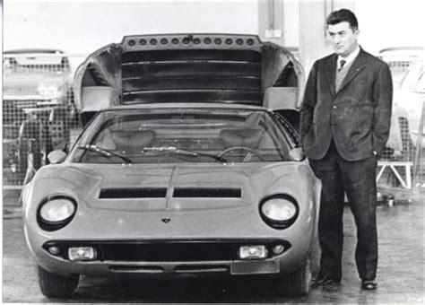 Lamborghini Oleodinamica by Ricordo Di Un Grande Imprenditore Italiano Ferruccio