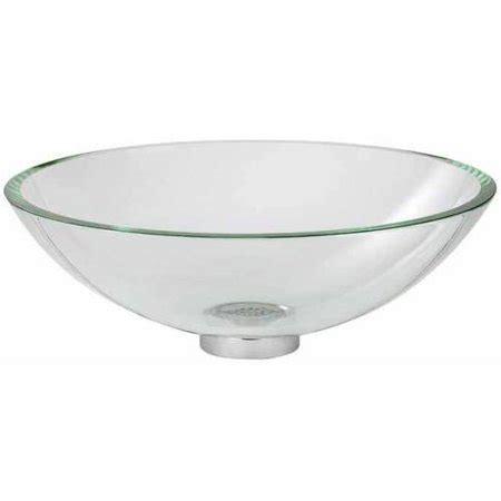 American Standard Vessel Sinks by American Standard 0978 000 200 Dorian Glass Vessel Sink
