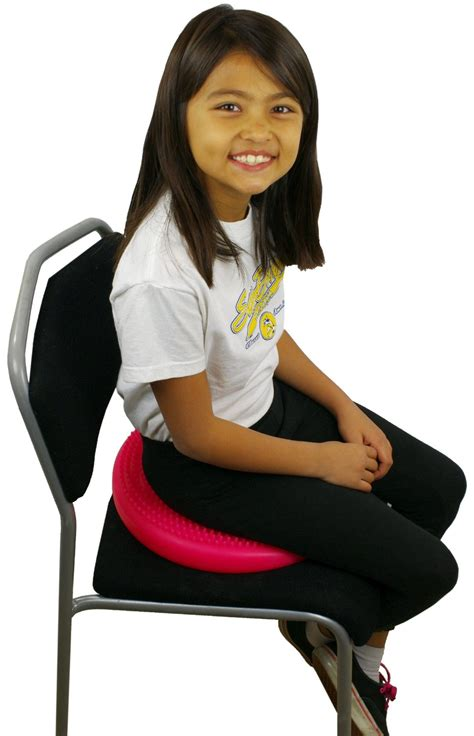 sit in the chair or sit on the chair sit and rock to work muscles at work and calm your