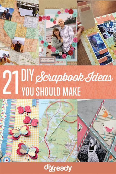 Scrapbook Ideas - cool diy scrapbook ideas you must add to your projects
