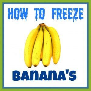 how to freeze bananas canadian freebies coupons sweepstakes deals canadianfreestuff com