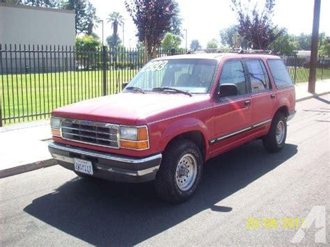 ford explorer for sale ontario 1991 ford explorer xlt 1991 ford explorer xlt car for