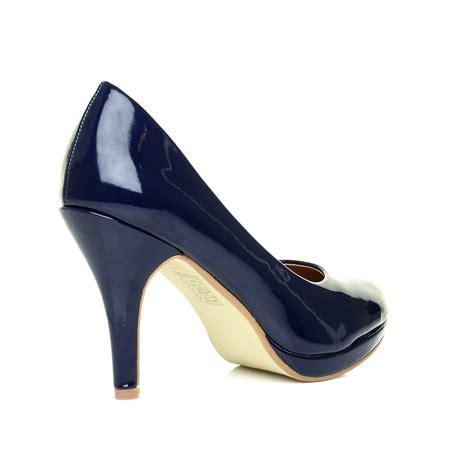 classic high heel pumps office work classic low platform mid high heel pumps