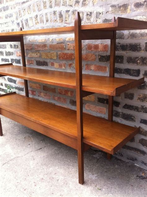 mid century modern bookcase 25 best ideas about mid century modern bookcase on