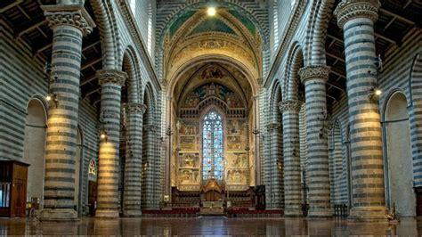 duomo di orvieto interno duomo di orvieto onetcard orvieto chiese monumenti