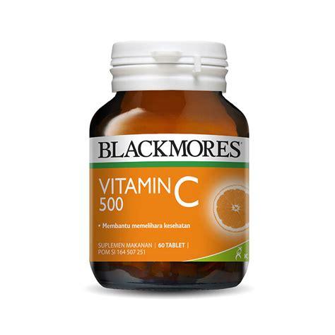 Blackmores Vitamin C jual blackmores vit c 500 mg 60 jd id