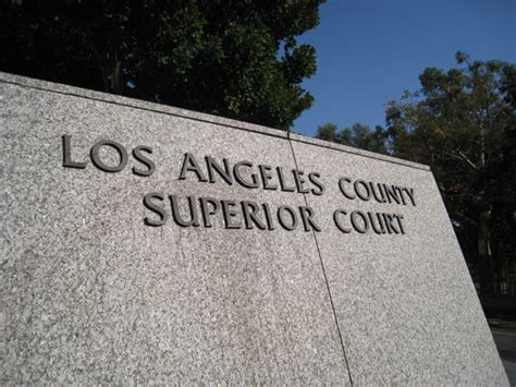 Los Angeles County Superior Court Search By Name Innovations At The Los Angeles Superior Court
