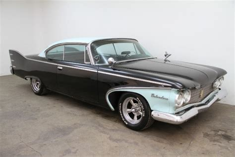 Cool Garages 1960 Plymouth Belvedere For Sale Mcg Marketplace