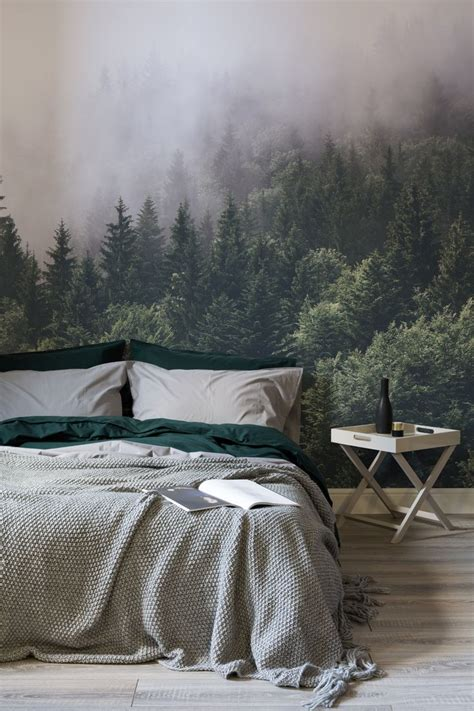 nature bedroom wallpaper 17 best ideas about nature inspired bedroom on pinterest