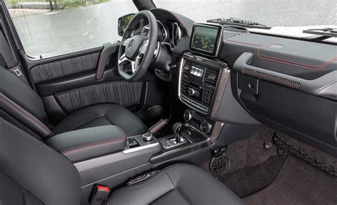 mercedes benz g class interior 2015 2015 g wagon 6x6 autos post