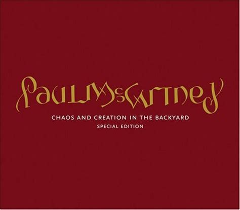 paul mccartney chaos and creation in the backyard paul mccartney fun music information facts trivia lyrics