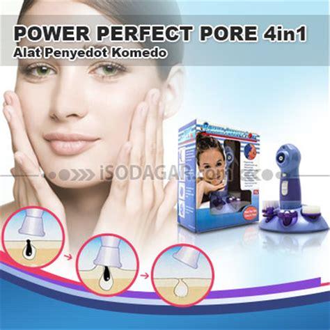 Alat Pembersih Wajah Power Pore 4 In 1 alat penyedot komedo power pore 4 in 1 isodagar