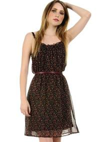 Patio Dress by Floral Casual Wear