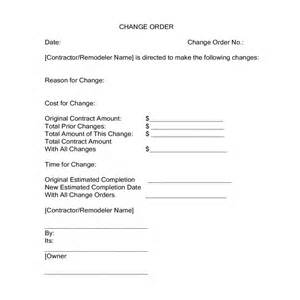 change orders during a construction project noaker law firm