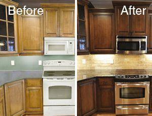 refinish wood kitchen cabinets n hance ontario wood renewal and refinishing