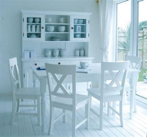 white small kitchen table decoraci 243 n en blanco ideas para acertar blogdecoraciones